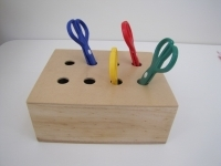 Scissor Box Small