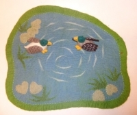 Play Mat - Duck pond with ducks