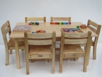 Solid PIne Extra Large Table