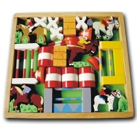 Play Tray Puzzle Equestrian