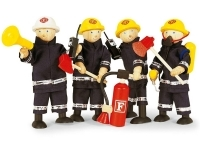 Fire Fighters Set of 4